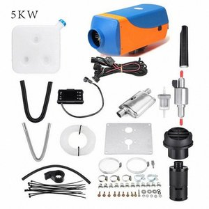 2 / 3Kw 5kw 8KW LCD / Knob / Switch Digital Single Hole aquecedor com silenciador azul e laranja Xf9U #