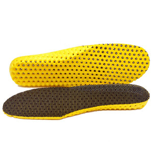 Factory wholesale sports insoles for men and women, sweat-absorbent, deodorant, breathable, thickened shock absorption basketball running in