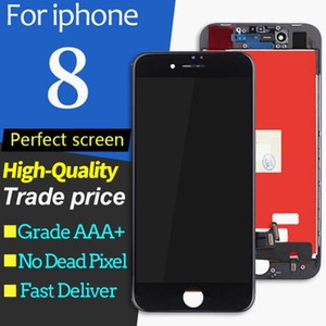 Lcd For iPhone 8 Lcd Display Screen Touch Digitizer Assembly Repair Replacement 3D Touch