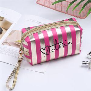 1Pcs Waterproof Laser Cosmetic Bags Women Make Up Bag PVC Pouch Wash Toiletry Bag Travel Organizer Case Mujer Bolsas Hot Sale