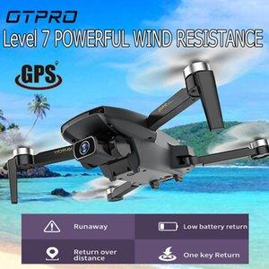 2020 YENİ PRO001 DRONE İLE GPS 4K professioanl Quadcopter 5G WiFi FPV HD ESC KAMERA BRUSHLESS HELİKOPTER VS CG033
