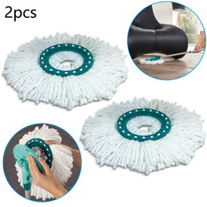 Replacement Head Mop Cloth Rotating Flexible Water absorption Microfiber