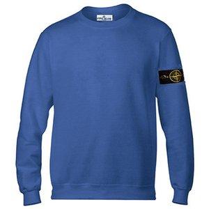 2020 pietra nuovo arrivo di autunno mens hoodies del cardigan Felpa uomo casuali sportivi del cotone cappotto ISOLA felpa con cappuccio più