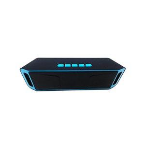 Good Quality Long Lasting Time Wireless Outdoor Bluetooth Speaker Notebook Desktop Car Two-horns Portable Bass Bluetooth Speaker 1200mAh