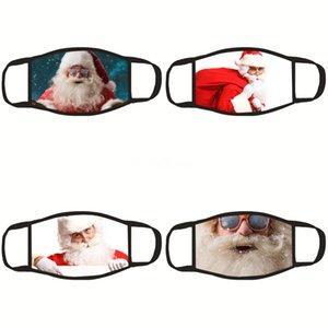 Natale di alta qualità LED Spille Snow Man Babbo Natale Elk Orso Pins distintivo Light Up Spilla del partito regalo di Natale decorazioni Kids Toy # 530