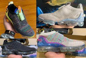 2020 FK Chaussures de course L'avenir de chaussures de sport carbone mouvement à zéro voyage Chaussures extérieur vers verrouillage de libération des CJ6740 chaussures