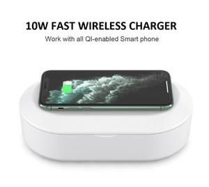 EPACK multifonctions stérilisante Box, Téléphone sans-fil chargeur peut aromatiser de téléphones mobiles Articles de charge Livraison gratuite