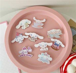 bLGje dos desenhos animados broche crachá acessórios Pin Yugui decoração badge bonito broche puppy pin cão da menina personalizado