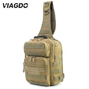 Borsa professionale tattico 900D nylon sacchetto esterno Sport Borse Climbing spalla camuffamento di viaggio Escursioni Trekking