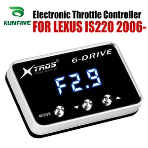 LEXUS IS220 2006 2019 Tuning Parça Aksesuar için Araç Elektronik kısma Kontrolörü Yarışı Hızlandırıcı Güçlü Booster