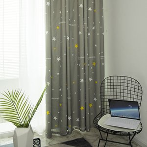 Small Fresh Curtain Tropical Forest Palm Leaf Print Shading Curtains Living Dining Room Bedroom Curtains Variety Styles