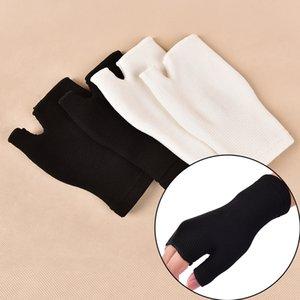 1Pair Новый ультратонкий Проветривайте запястье гвардии Артрит Brace рукава Поддержка перчатки Упругие ладони рук под запястье