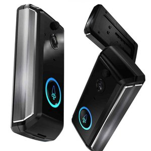 Doorbells WIFI Video Smart Doorbell HD Surveillance Camera Real-Time Two-Way Voice Phone APP Control Infrared Night Vision Doorbe
