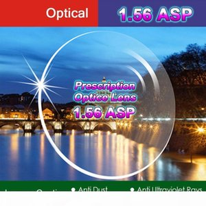 High Quality Index 1.56 1.61 1.67 1.74 Clear Optical Single Vision Lens HMC, Aspheric Anti-UV Prescription Lenses,2Pcs
