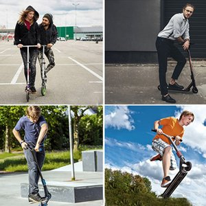 IMBABY Freestyle scooter calcio Stunt Scooter Professione Sport estremi Adulti Bambini kick Bambini alluminio all'ingrosso lega