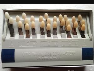 حار بيع الأسنان فيتا 3D ماجستير الأسنان دليل نظام 29 اللون دليل ظلال