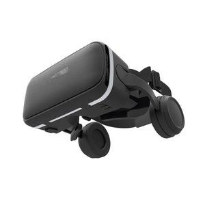 Freeshipping VR Virtual Reality Glasses 3D VR Headset Glasses Helmet Stereo Box For Smartphone Smart Phone Viar Binoculars Video Game