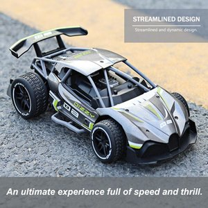 Alloy Speed Racing Control Children Off 4Channel RC 15km h 2.4G Road Remote Car Rechargeable Drift High 1:16 Vehicle Toy Gioox