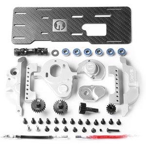 GRC 4 G2 Motore Pre-Gear Box anteriore del motore Kit T4 montato anteriormente simulazione V8 Engine