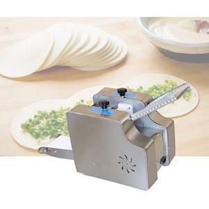 Controle Automático de espessura da pele grande conveniente automática bolinho invólucro que faz a máquina wonton pele Criador