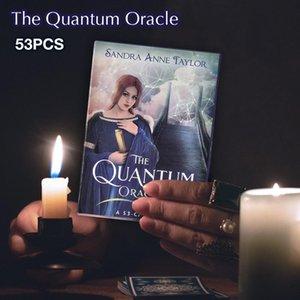 Tablo Yapma Oyunu 53 Pano Kartlar Kartlar Oyunları Kuantum Tarot Card For Oyun Oracle Kehanet Parti Kader bbypSJ bdetoys
