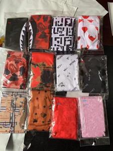 Tasarımcı Durag Kafa Korsan Şapkası bandanas İçin Erkekler ve Kadınlar 81 Marka İpeksi durags Du-Rag Bandana Headwraps Hip hop Caps Tasarımları Başkanı sarar