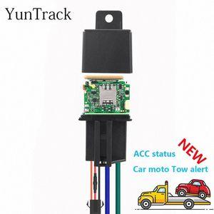 CJ730 Araba Röle GPS Tracker Araç Moto test gizlemek Takip Cihazı ACC yağı Sistemi APP 6qvE # kapalı hareket alarmı Çekme uyarı Cut uzağa Çekili