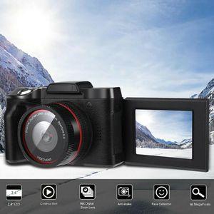 BEESCLOVER Digital Full HD1080P 16x Digital Camera Professional Video Camcorder Vlogging Camera Camcorder r60