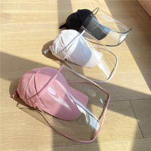 New Arrivals Time-Limited Designers Fisherman Hat Removable Korean Style with Mask Protective 2020 Hat Female Dustproof Sunscreen Outdoor