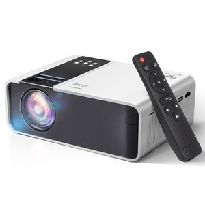 TD90 HD Mini Projecteur natif 720P support 1080P LED WiFi Android Video Projecteur Home Cinema 3D HDMI Movie Game Proyector