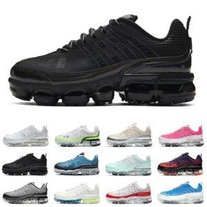 Erkekler Kadınlar 360 Koşu Ayakkabıları Sneakers Varsity Kraliyet Yanardöner Sihirli Ember Krem Üçlü Beyaz Siyah Erkek Eğitmenler Spor Açık 36-45
