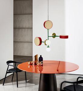 Nordic kreative Wohnzimmer führte Kronleuchter moderne minimalistische Restaurant Bar Anhänger Kinderzimmer Arbeitszimmer Pendelleuchten leuchten