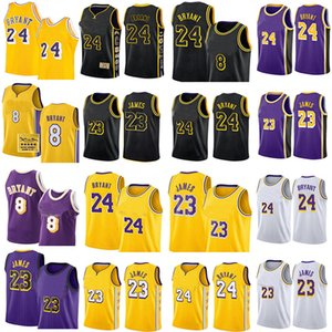 LeBron 23 James Anthony Kyle Davis Kuzma Basketbol Jersey Earvin Shaquille Johnson Los Angeles O'Neal