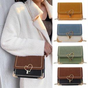 Pocket Plaza Mujer Mujeres Pequeño Hombro Sólido Wild Messenger Teléfono Ocardian Hombro Casual Bag Design Bag Ladies New Handbag Hrexx