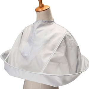 Diy Hair Cutting Cloak Umbrella Apron Hairdressing Barber Salon Hairdresser Shawl Shave Apron Cloak Set Household Household Cleaning Protect