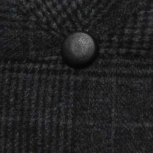 Plus Fleece Warm Forward Hat Women Outdoor Fashion Hats Autumn Winter Baseball Sweet Cap Cool Cotton Beret Sport Golf Caps L4K2