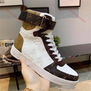 جديد رجل والمرأةLouis Vuitton Shoes  BOOMBOX حذاء BOOT فندق Lusso الأحذية progettista 1A5MWJ الرجال النساء الأحذية الرياضية والاحذية ذات جودة عالية