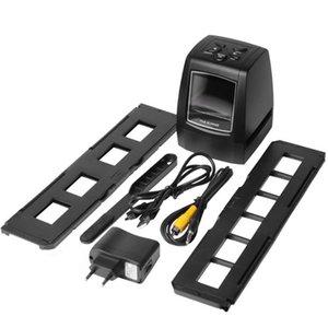 스캐너 사진 Printe 해상도 포토 스캐너 35mm / 135mm 슬라이드 필름 디지털 USB escaner의 portatil의 DROPSHIPPING