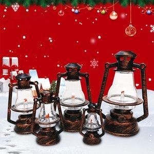 Mini Oil Lamp Decor Pretend Play Toy Doll House Miniature Dollhouse Acessórios Miniatura Decoração