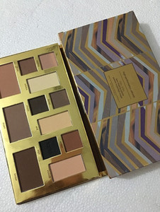2020 Newest Makeup Clay Play 12 color Highlighters & Eyeshadow Face Shaping Palette By High-performance naturals