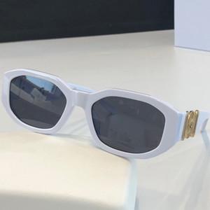 Les nouvelles lunettes de soleil 4361 pour les hommes et les femmes de la mode Plein cadre protection UV400 objectif Steampunk été Style Carré Venez avec la qualité supérieure Paquet