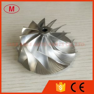 GT15 25 50,2 / 65.00mm 702549 0008HF V1 11 + 0 Cuchillas alta peformance turbo tocho / molienda / aluminio 2024 rueda del compresor