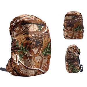 Rain Cover Backpack 35L 45L Waterproof Bag Tactical Outdoor Camping Hiking Climbing Dust Raincover Backpack Tools Covers