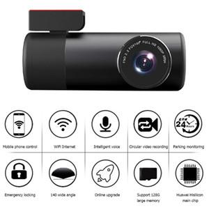 1080p Full HD WiFi del coche DVR del tablero de instrumentos de la cámara 3518EV300 Dash Cam grabadora de vídeo de múltiples funciones del coche del vehículo Accessaries Suministros