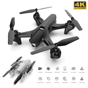2020 New RC Drone Built In 4K HD Camera Helicopter 360 Degree Flip WIFI Real Time Transmission Quadcopter