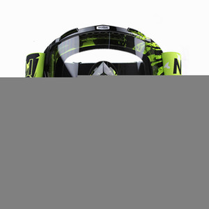 Motocross Goggles Ski Snow Skate Helmet Eyewears Sun Glasses Collapsible for Motorcycle Dirt Bike Atv Mx Outdoor Cycling