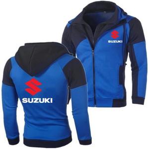2020 Herbst und Winter Herren-Motorrad Suzuki Hoodie 4S-Shop Verkauf Sweatshirt Pullover Mantel KTM lässige Jacke Hoodie 0915