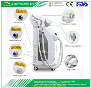 Customize IPL Shr Laser Photo Facial and Hair Removal Tattoo Removal Unipolar RF Skin Tightening Face Lift Beauty Equipment