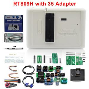 Clip RT809H EMMC-NAND Flash Programmer + adattatori + TSOP56 TSOP48 SOP8 adattatore TSOP28 + SOP8 test con cabels EMMC-NAND