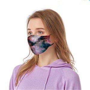 Слои Тушь Fa пылезащитные Маски 3 Mascera Маска лица Er Set Dust Dener Printed Mout маска для взрослых 50 100 1шта Ski Фак # 493 # 876